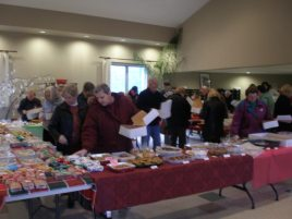 St. Edward's Annual Cookie Sale
