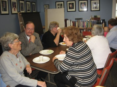 Christian Formation Luncheon 2016