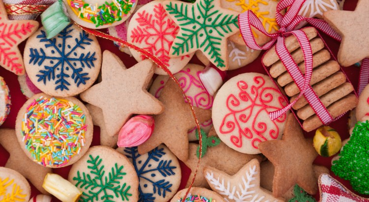 St Edward S 12th Annual Holiday Cookie Sale Saturday December 3rd