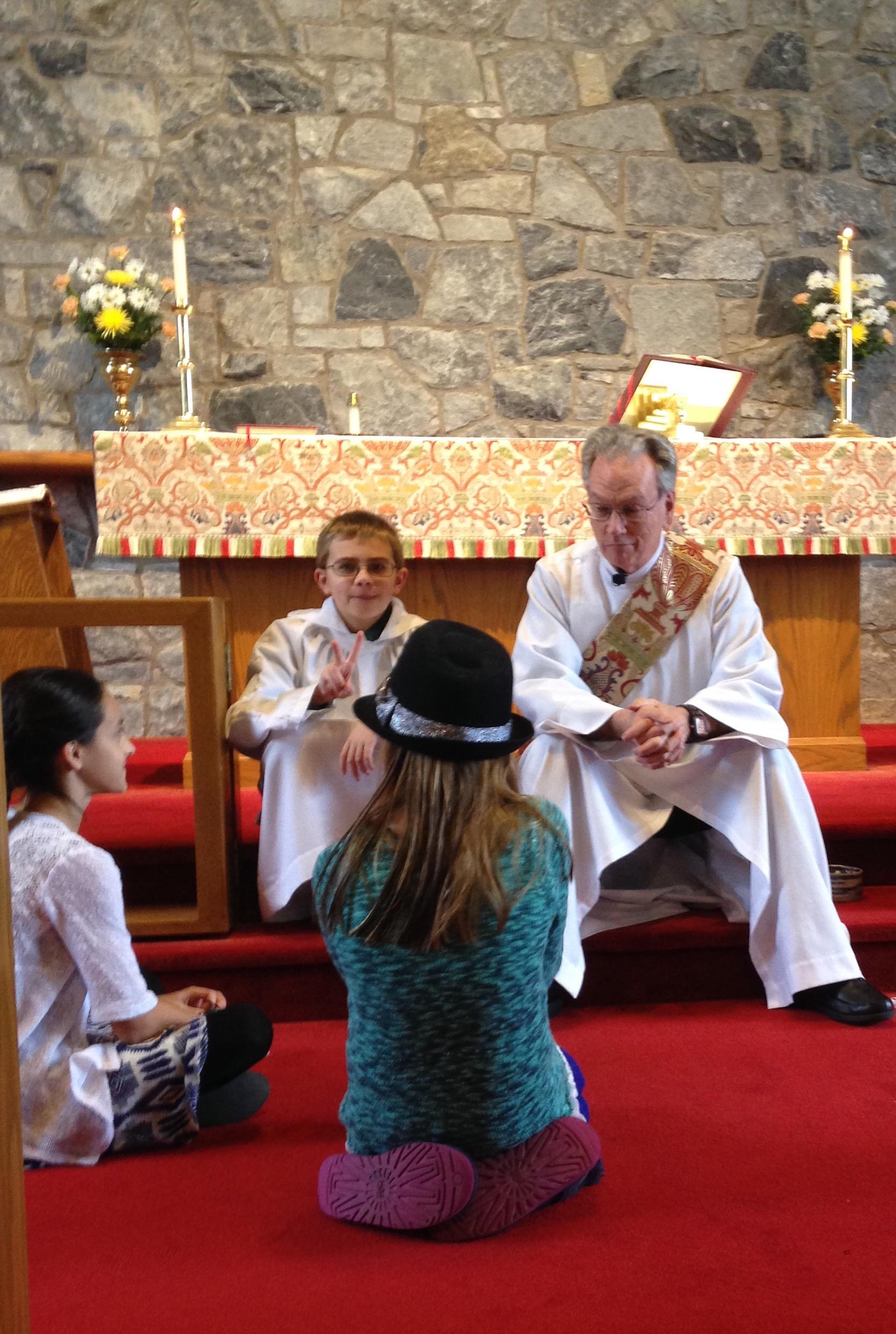 Rev. Hank Morrow Childrens Sermon_012917