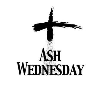 Ash Wednesday Service – February 14, 2018
