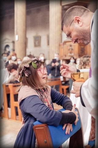 Baptemes cathecumenes communion 2021