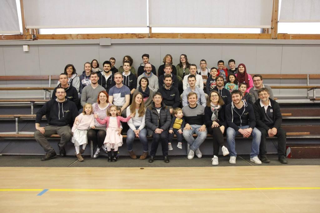 SLTJUDO 2019 - Equipe des bénévoles