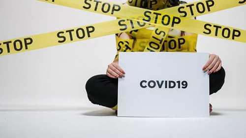 Stop covid : Photo de cottonbro provenant de Pexels