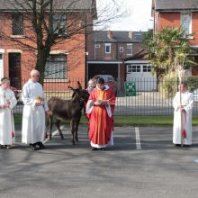 Palm Sunday Our Lady and Saint Gerards