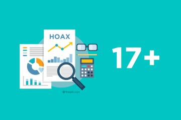 17 hoax sains