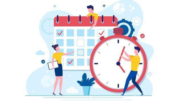 1 Tahun Berapa Hari Dalam Bulan Minggu Hari Jam Dan Detik