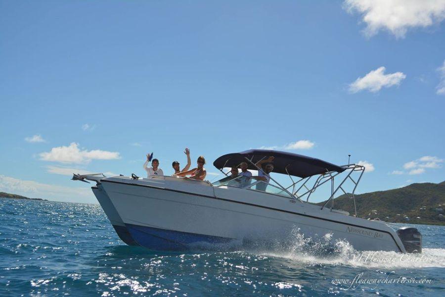 Flyaway Charters -- STJ Beacon Photo 9