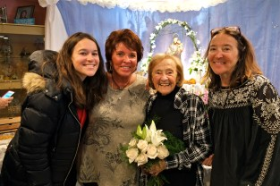 Saint Joseph's Day Groppo Family Selma bell 90th copyright Kim Smith