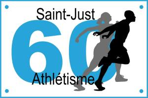 Logo du Saint Just Athlétisme