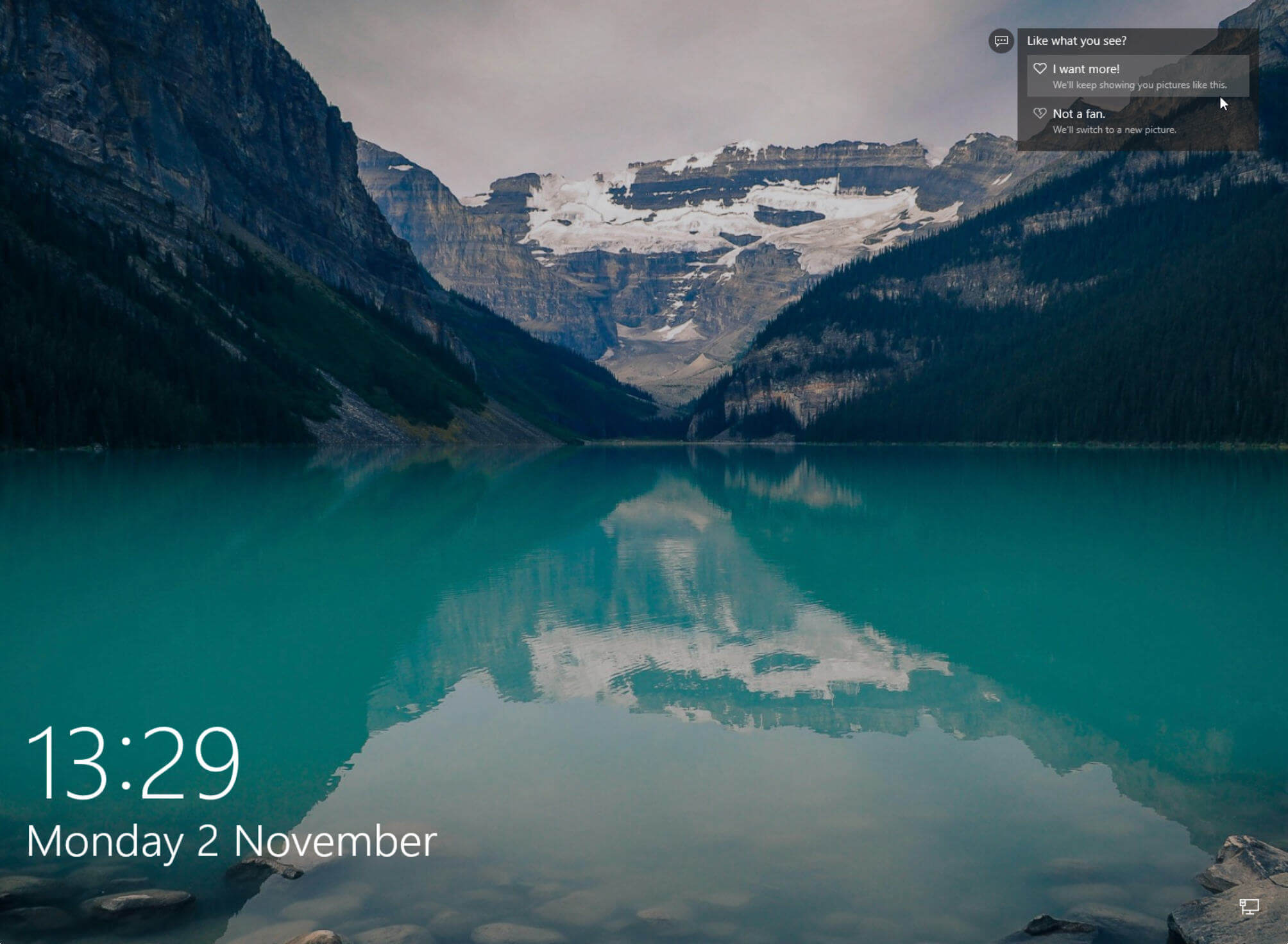 Today Windows 10 Spotlight Lock Screen Wallpaper