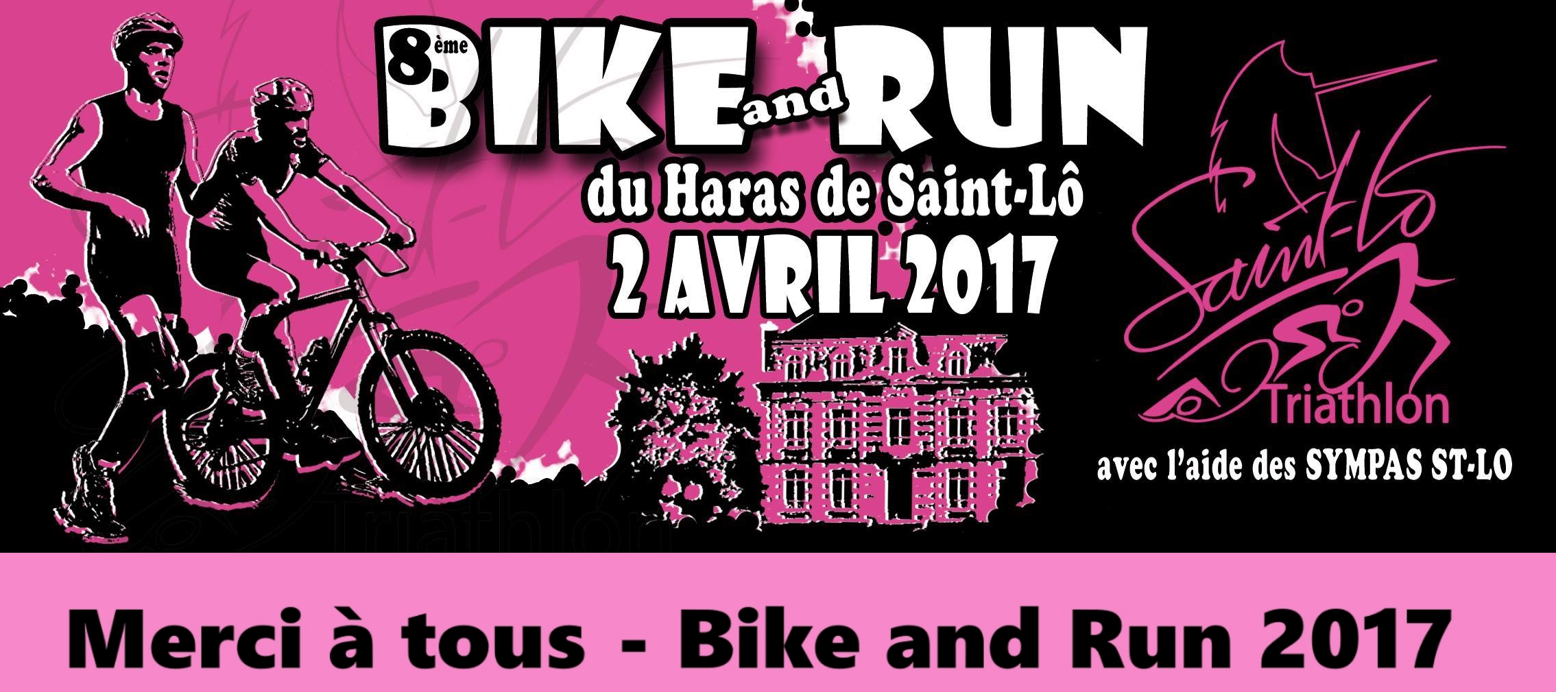 Bike and Run 2017 : Remerciements et photos !