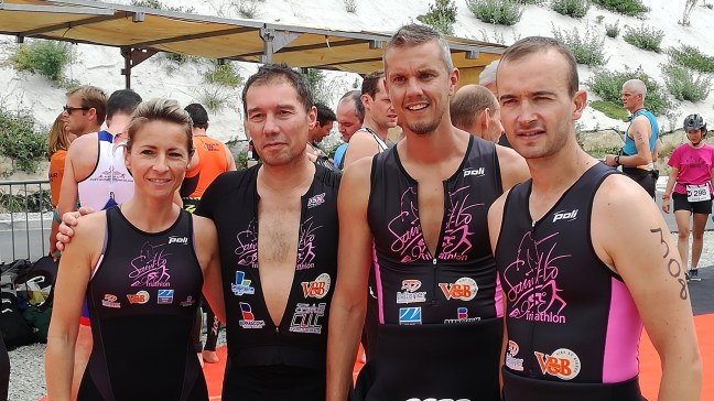 Triathlon de Saint Sulliac