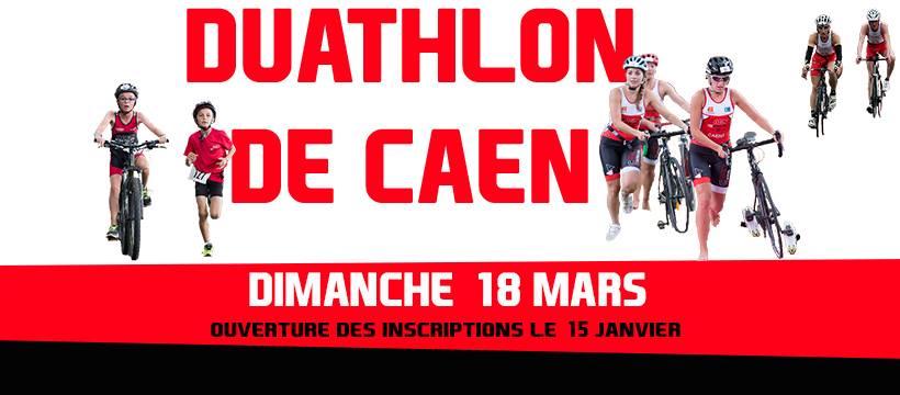 Duathlon de Caen 2018