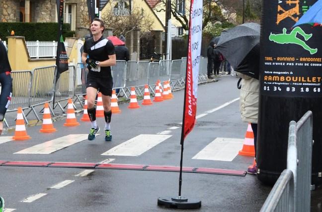 Geoffrey – Semi-marathon Rambouillet