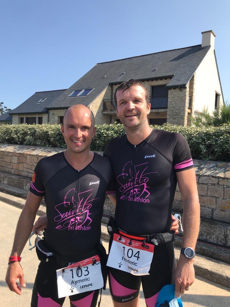 Triathlon Half de l'Emeraude Events de Saint Lunaire