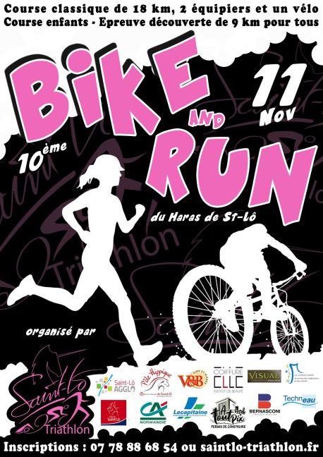 Read more about the article BIKE AND RUN DU HARAS DE SAINT LO