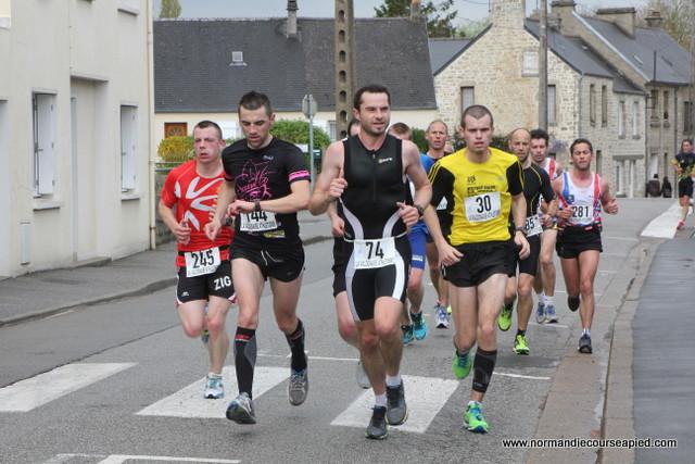 semi marathon de VALOGNES