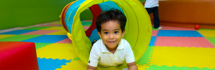indoor play centers in