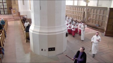 Choral Evensong on The Last Sunday After The Epiphany