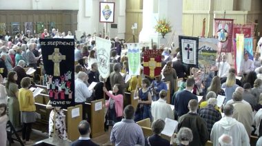 Cathedral Day! – The Holy Eucharist with Confirmations, Receptions, and Reaffirmations