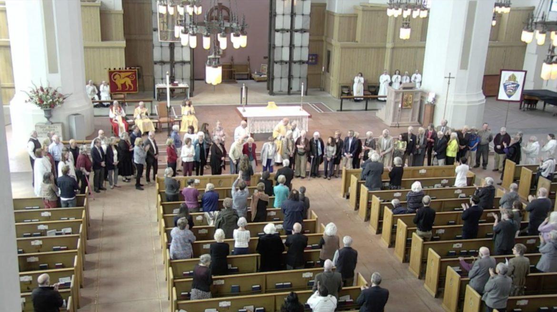 The Sixth Sunday of Easter – Heritage Sunday