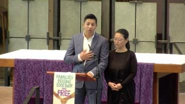 Sanctuary Press Conference, March 29, 2019