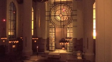 Compline on the Seventh Sunday of Easter