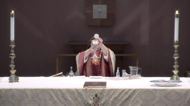 The Last Sunday after Pentecost – The Feast of Christ the King, 2020