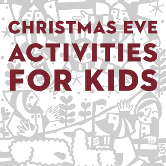 Christmas Eve Resources and Activities for Kids!