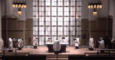 Compline on the Fourth Sunday in Lent, 2021