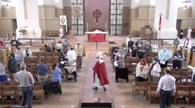 Diocesan Confirmation Liturgy, May 1, 2021