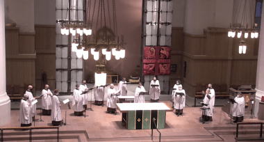 Compline on the 4th Sunday after Pentecost, 2021