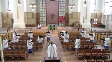 Choral Evensong on the Second Sunday after Pentecost, 2021