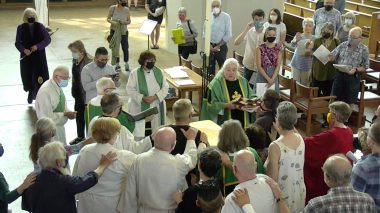 The twelfth Sunday after Pentecost, 2021