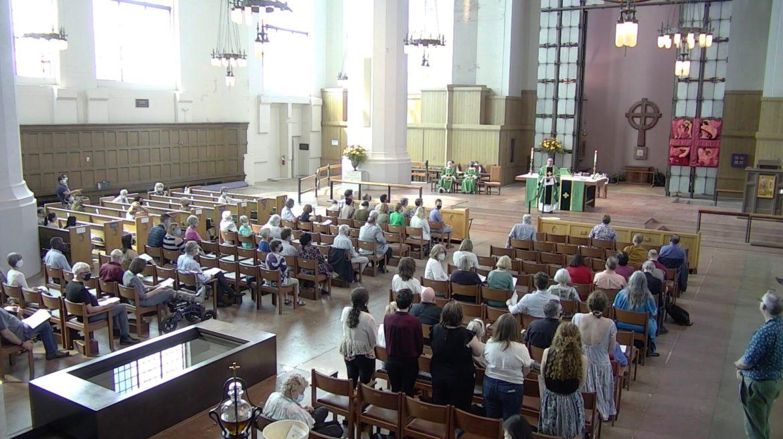 The Fourteenth Sunday after Pentecost, 2021