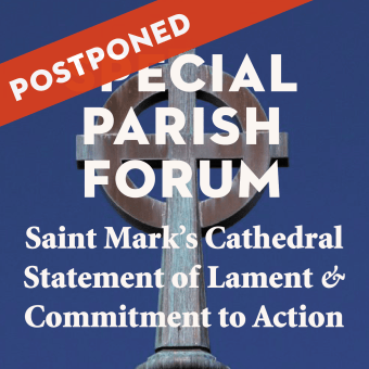 Special Parish Forum on the Statement of Lament and Commitment to Action