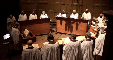 Compline on the 15th Sunday after Pentecost, 2021