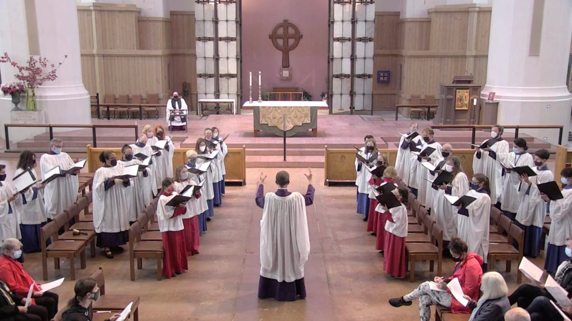 Choral Evensong on the 19th Sunday after Pentecost, 2021