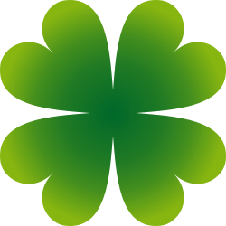 Saint Patrick Day – Green Accessory Tag Day