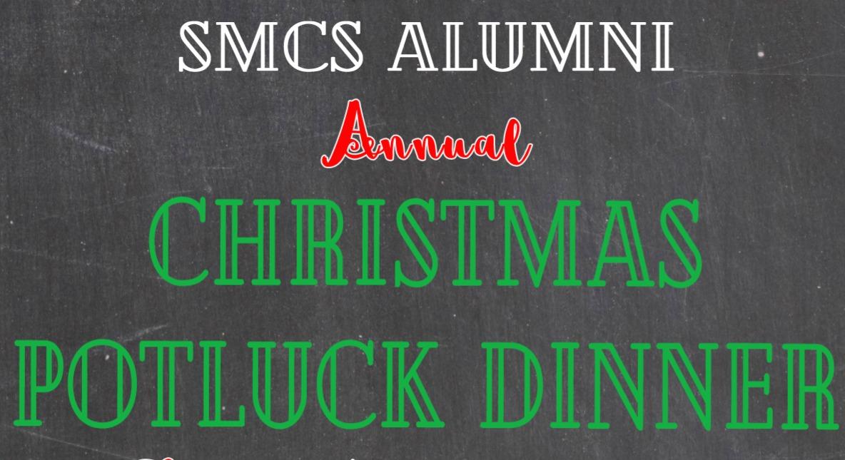 Annual Alumni Christmas Potluck Dinner