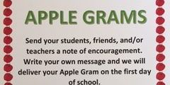 Applegrams!