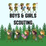 BOYS & GIRLS SCOUTING INFO