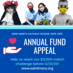 Annual Fund Matching Gift Challenge: Just in time for Giving Tuesday!