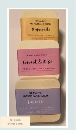 Hand Made Soap