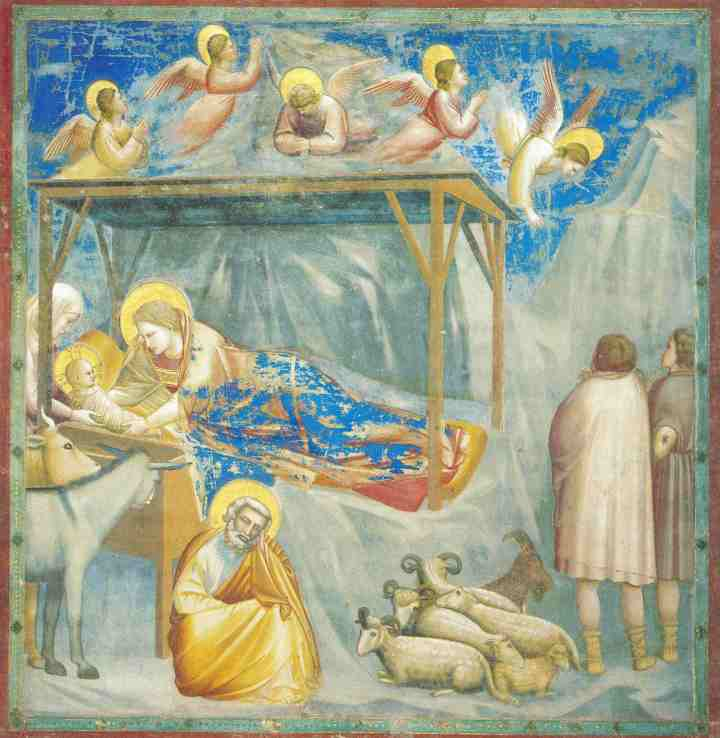 Giotto-Nativité