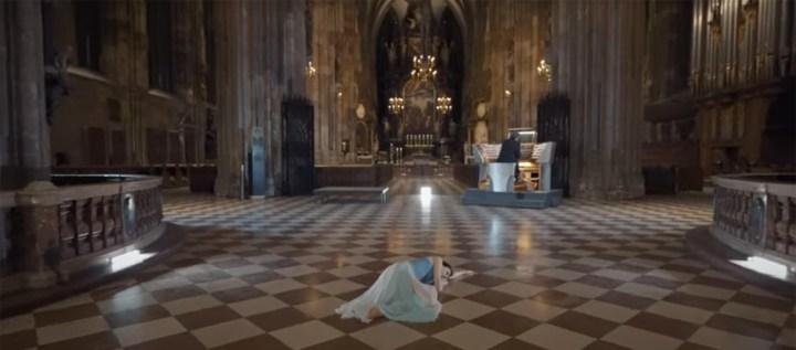La nef et la danseuse
