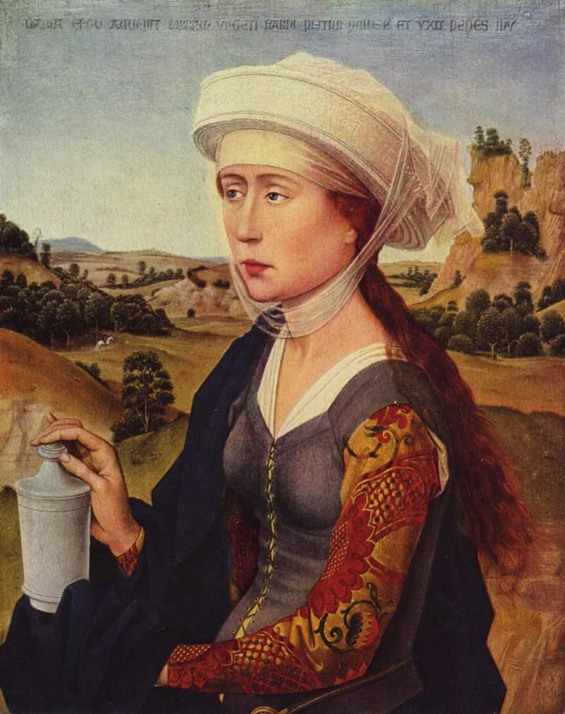 Rogier-van-der-Weyden-Marie-Madeleine-ca-1450-musee-du-Louvre-31
