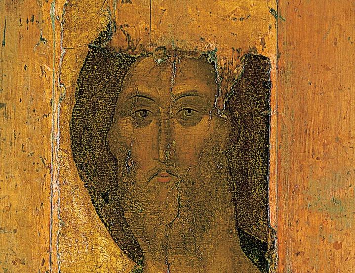 A-Roublev-Le Christ sauveur