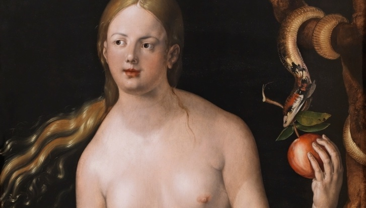 Albrecht Dürer - Eve
